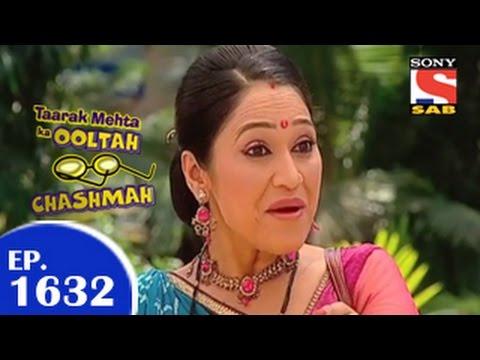 Taarak Mehta Ka Ooltah Chashmah - तारक मेहता - Episode 1632 - 19th March 2015 video