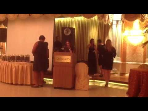 The Lowell School awards night 2013