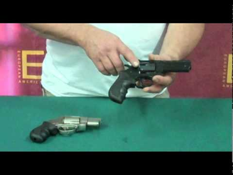 .357 & .38 Windicator Revolvers