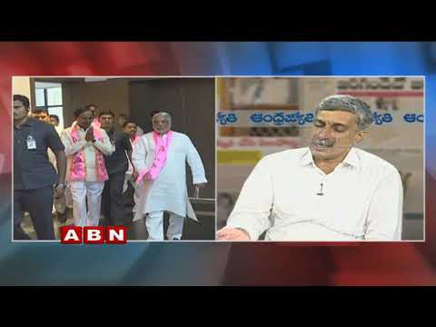 Discussion with Political Analyst Over AP and Telangana Assembly Seats Increase | Part 2 |ABN Telugu