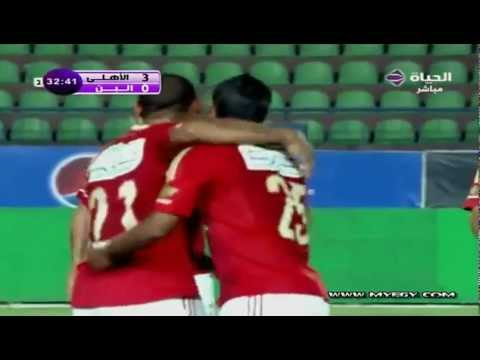 Ethiopia Coffee 0-3 Egypt Ahly 2012 CAF African Champions League