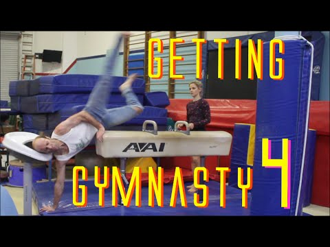 Getting Gymnasty Vol 4