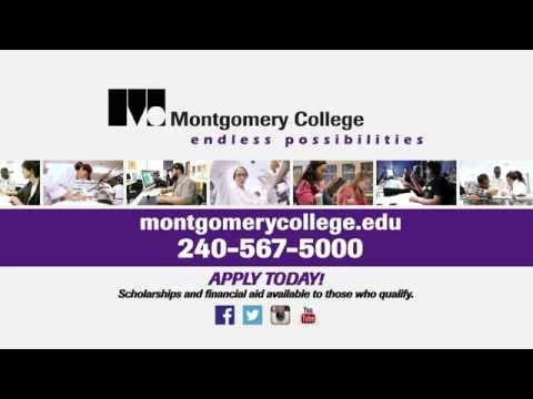 Montgomery College: Apply Today!