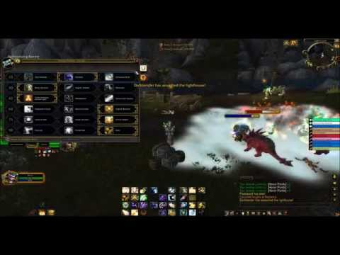 WoW disc priest PVP w/ Bajheera
