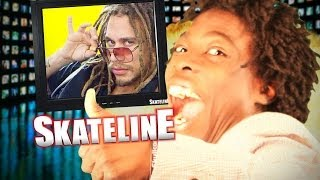 SKATELINE - Nyjah Huston, SOTY, Felipe Gustavo Pro, Neen Williams and Chris Cole Model and more...