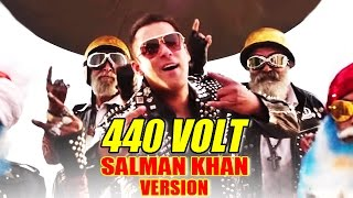 440 Volt Video Song Out | Salman Khan Version | Sultan