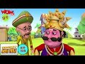 Motu Patlu Aur Yamraj  - Motu Patlu dalam Bahasa - Animasi 3D Kartun