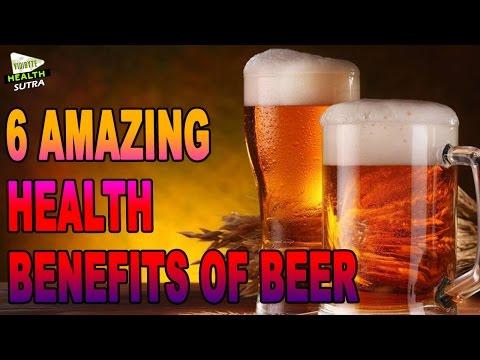 6 Amazing Health Benefits Of Beer