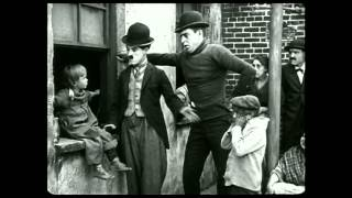 The kid - Charlie Chaplin - best scenes