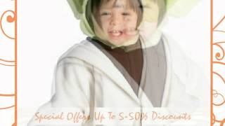Star Wars Fleece Costume Toddler (yoda)