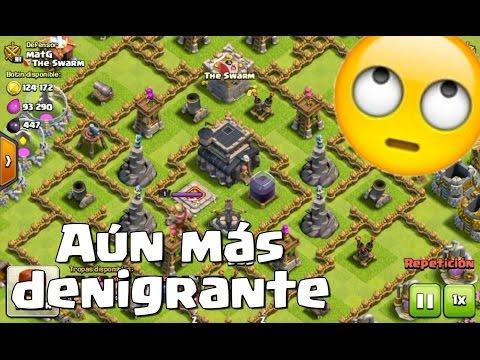 ¡¡ERES MÁS LAMENTABLE QUE LA ALDEA!! | Fail de la Semana | Clash of Clans con TheAlvaro845 | Español