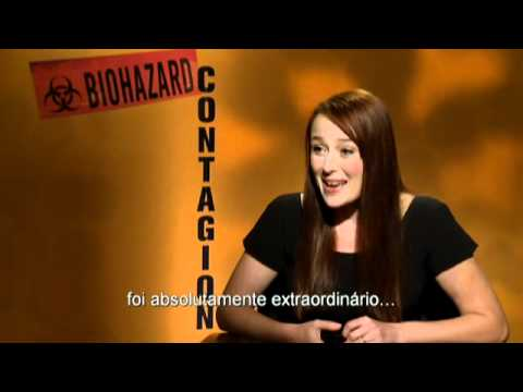 Contágio - Entrevista com Jennifer Ehle