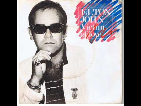 VICTIM OF LOVE Elton John is listed (or ranked) 29 on the list The World's Best Disco Songs By Rock Stars