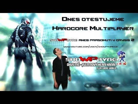 Crysis 2 (Multiplayerový Hardcore) aneb Prasomuti zdechněte!!