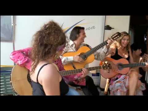 Takat - Un Clip avec des guitares ensoleillées Yvan Le Bolloc'h (le séminaire)
