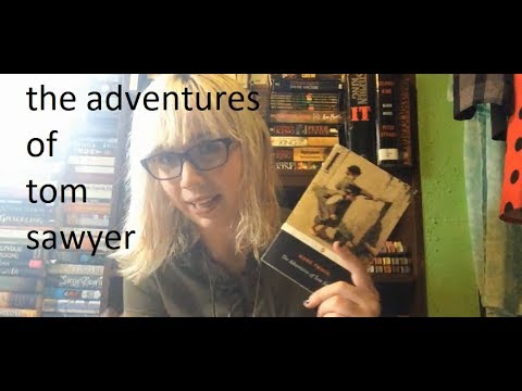 THE ADVENTURES OF TOM SAWYER by Mark Twain | Book Review