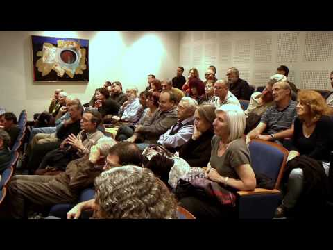 Dror Moreh at the Weizmann Institute - Highlights