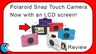 Polaroid Snap Touch Instant Camera with zero in Zink paper review - Review Cruncher