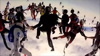 Stay With Me Cristina Soto Seven Lions Remix - Go Pro Skydiving