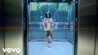 Play this video Billie Eilish - Therefore I Am Official Music Video
