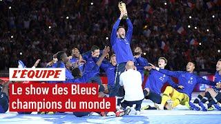Le show de Mbappé, Griezmann, Pogba, Umtit et Lloris en vidéo - Foot - Bleus