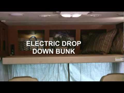 Luxury Toy Hauler Drop Down Beds Enclosed Trailer Bed Ideas  Motorcycle