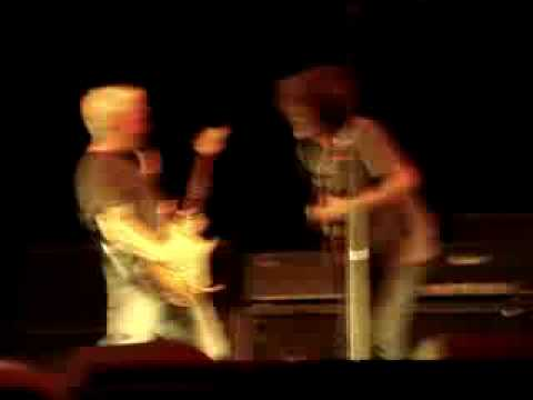 Wolfmother&Mike McCready - Barcelona 2006-09-01