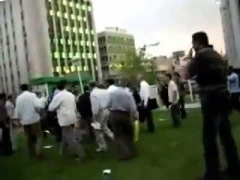 دفاع مردم post election unrest in Iran Tehran Tazahorat تظاهرات در تهران1