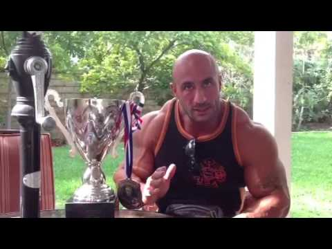 Moe Bannout: Post Olympia/Phoenix 2015 message to fans