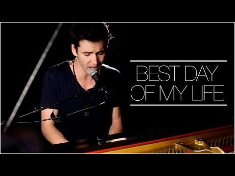 American Authors - Best Day Of My Life (piano Cover By Corey Gray) On Itunes & Spotify video