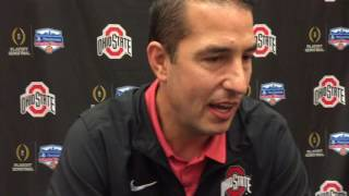 Luke Fickell on Dexter Lawrence and DTs in general