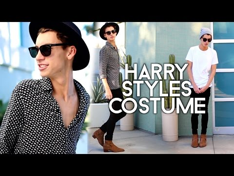 HARRY STYLES INSPIRED OUTFITS