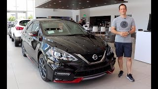 Is the 2018 Nissan Sentra NISMO a performance BARGAIN or BUST? - Raiti's Rides