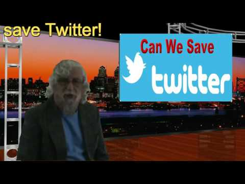 How Can we save Twitter  Jan 20th 2016