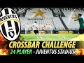 CROSSBAR CHALLENGE EPICA - JUVENTUS STADIUM (Allianz Stadium)...