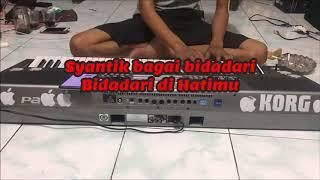 Cover Lagi Syantik Karaoke Dangdut Koplo  No Vokal Mp3 Instrument Keyboard