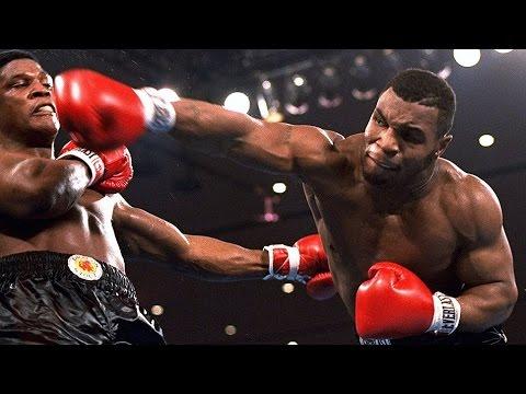 Бокс.  Майк Тайсон - Тревор Бербик. (комментирует Гендлин) Mike Tyson vs Trevor Berbick
