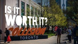 Are tech conferences worth it? Collision Conf Toronto 2019