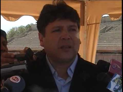 Marcelo Galindo Alcalde Municipal Quillacollo