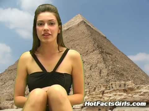 14 Facts About Ancient Egypt 1, Hot Facts & Fun Girls video
