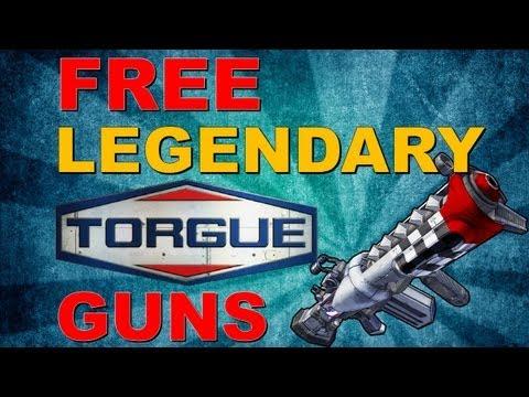 FREE Legendary Torgue Guns | Borderlands 2 Mr Torgue's Campaign of Carnage DLC Trick