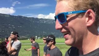 SC Bern Teamevent im Berner Oberland
