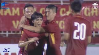Nhìn lại trận đấu ra quân của lứa U23 Việt Nam tại vòng loại U23 châu Á 2018