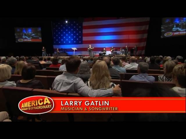 "Larry Gatlin ""Live"" 2015"
