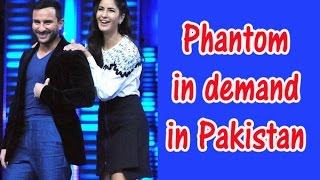 Big demand for pirated copies of Phantom in Pakistan - TOI