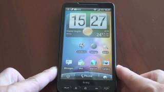 HTC Desire HD ROM Walkthrough