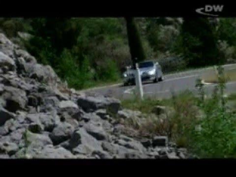2007 Edo Porsche Carrera Gt. porsche carrera gt vs mercedes