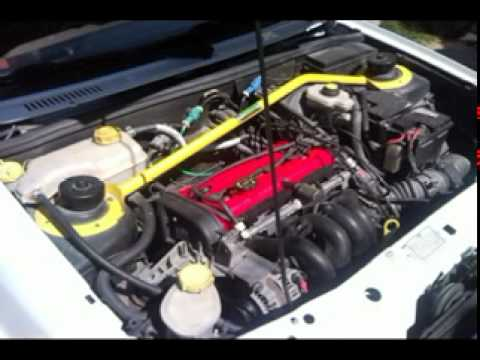 Ford Fiesta 1 6 16v A 241 O 2000 Modificado Por D T M Tuning