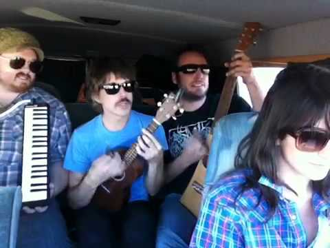 Madonna - Material Girl - Cover by Nicki Bluhm and The Gramblers - Van Session 8