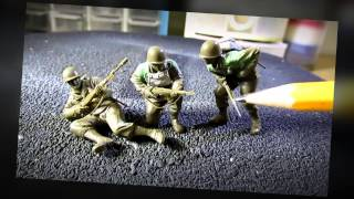 Building Tamiya US Army Assault Infantry Set. Operation Overlord Part 1